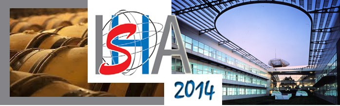 ISHA 2014 - 4th International Solvothermal Hydrothermal Association conference : towards sustainability, October 26-29 2014 - Bordeaux (France)